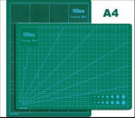 A4 cutting mat /cutting board /cutting plate 300*220mm  цены