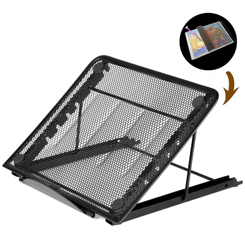 ABEDOE A4 LED Light Pad Holder 5D DIY Diamond Painting