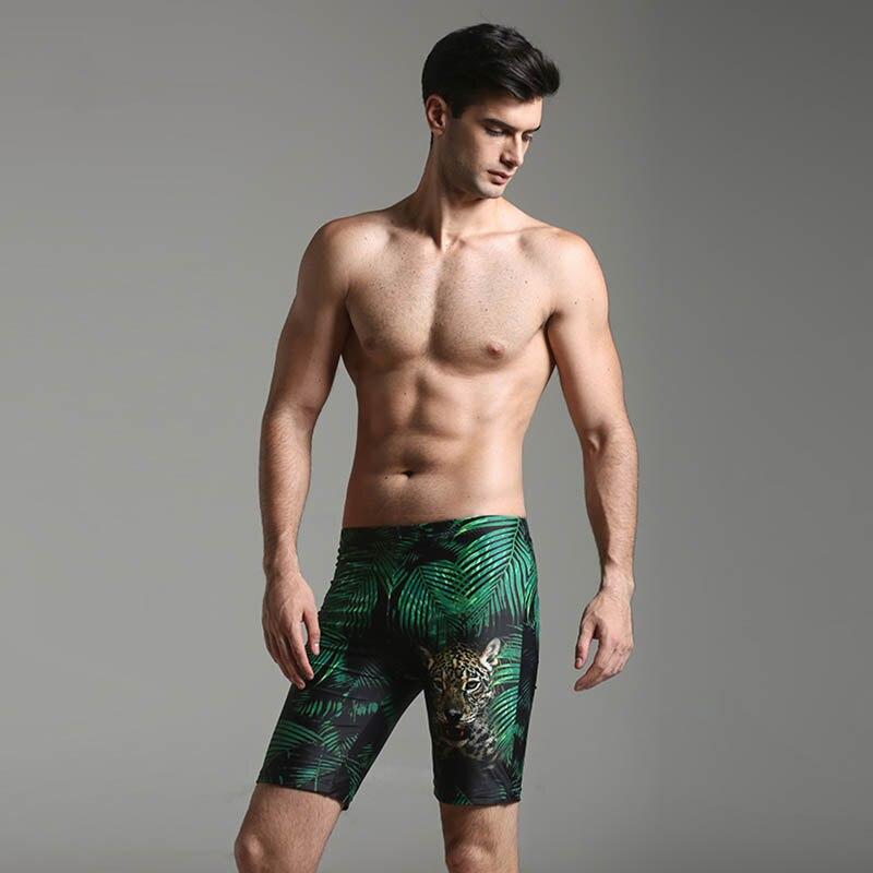 Nowe stroje kąpielowe męskie marki wysokiej klasy druk