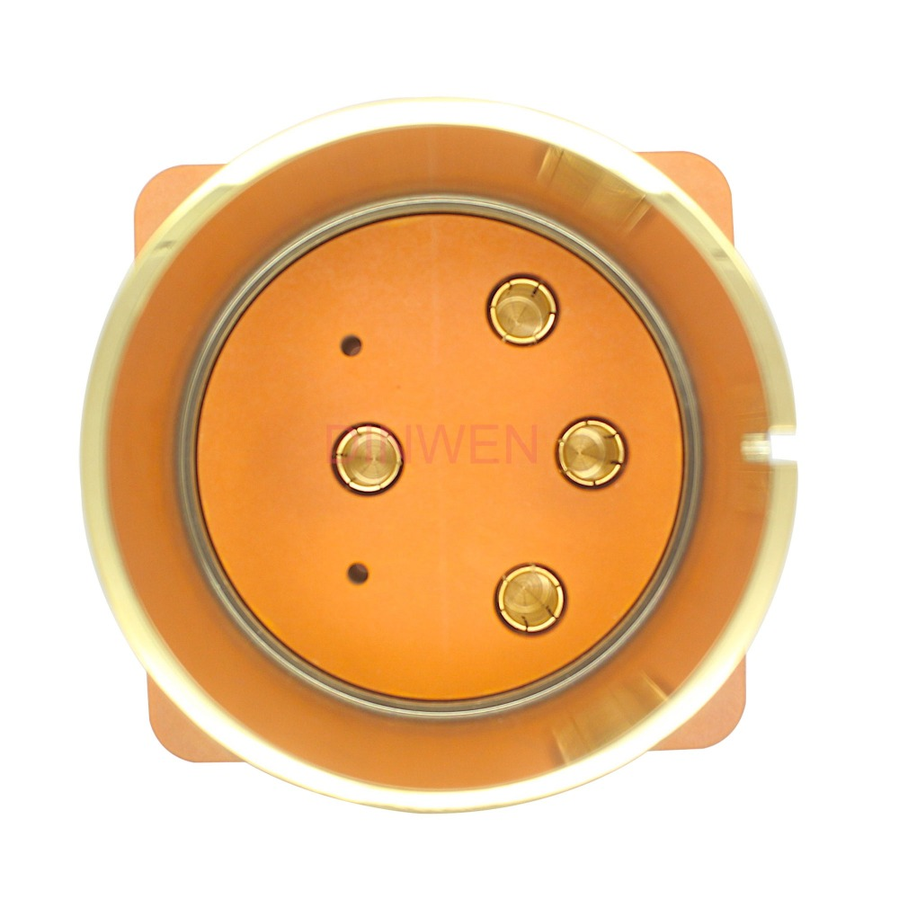 Eizz Premium 212 Kr1610 Vacuum Tube Socket Valve Base Titanium The Fu29 Pushpull Circuit Amplifiercircuit Diagram Gold Plated Vintage Hifi Audio Amp Diy 1pc In Amplifier From Consumer Electronics