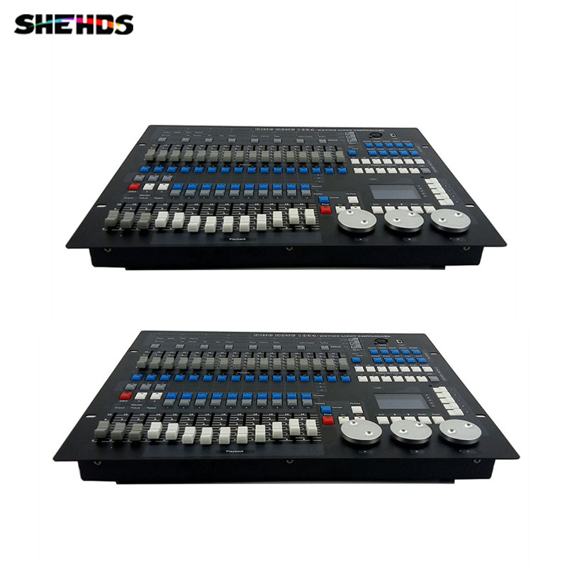 2pcs/lot Fast Shipping 1024 Channels DMX512 DMX Controller Console DJ Disco Equipment Free Shpping,SHEHDS Stage Lighting dhl free shipping sunlite suite1024 dmx controller 1024 ch easy show lighting effect stage equipment dmx color changing tool