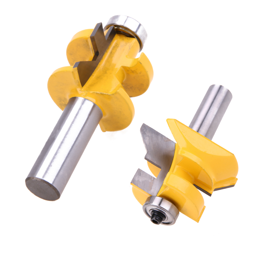 цена на 45 Degree Drill Bits Wood Router Bit Solid Hardened Steel Body Adjustable 28.6MM 1/2 inch Shank For Wood Cutter