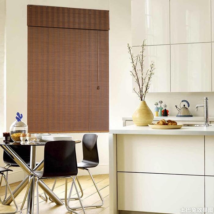 Popular Bamboo Blinds/bamboo Roller Blinds/ready Made Curtain/curtain Fabric Curtain Window Bamboo Curtain Haoyan