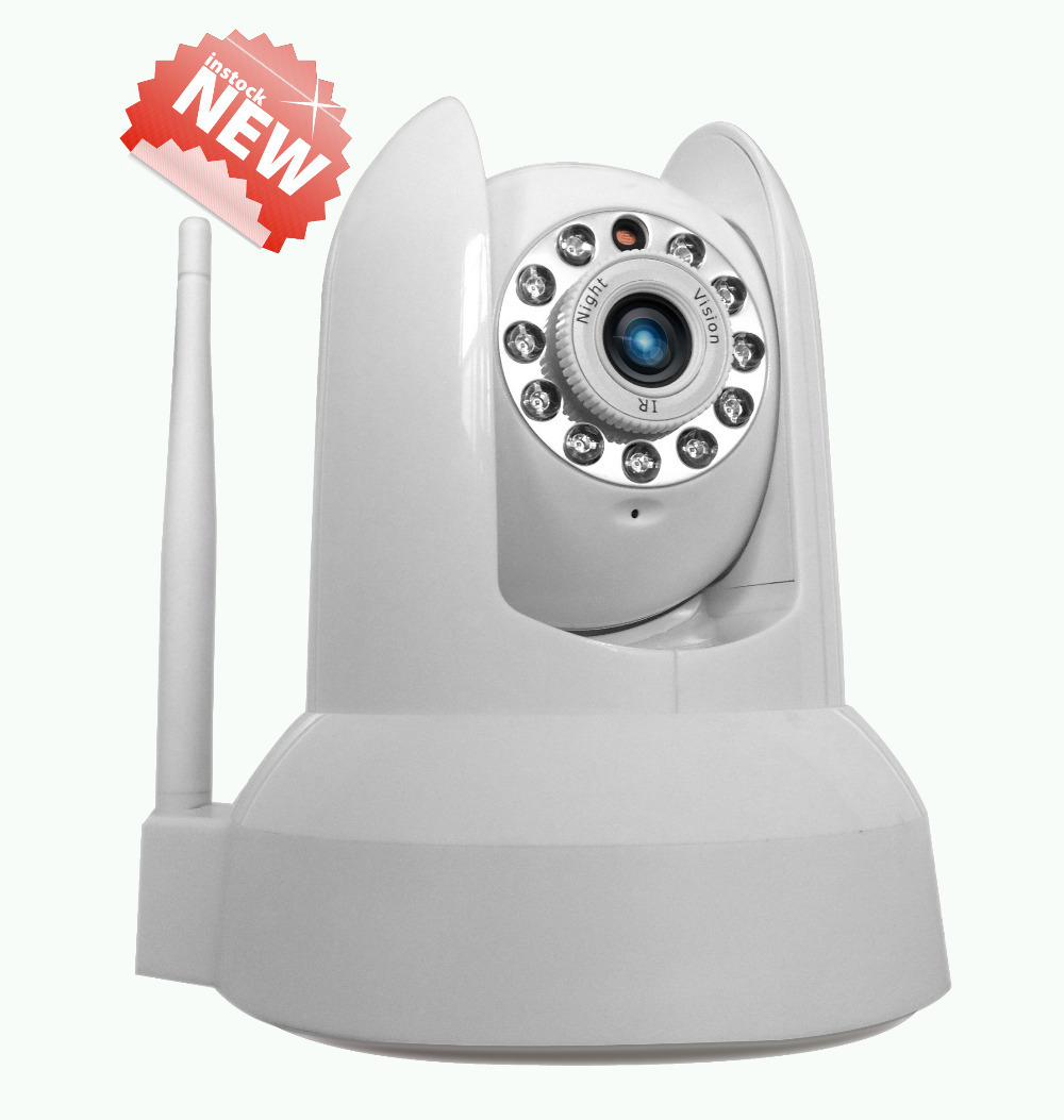 720P IR ip camera CCTV security camera support onvif p2p ir cut  mobile phone monitor