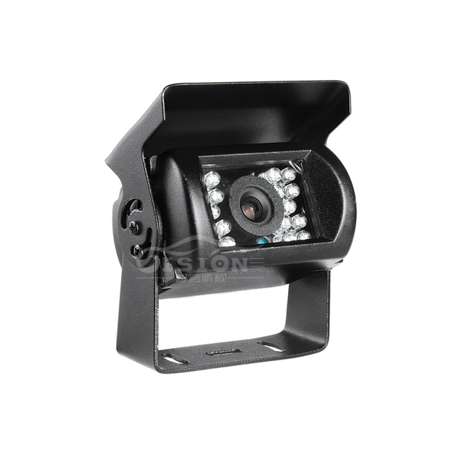 4Pin 12V DC 2.0MP 1080P 720P HD AHD Rear Side Front View Car Camera IR Night Vision Waterproof Vehicle Camera Free Shipping