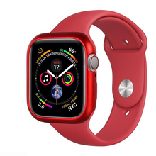 OSRUI Watch Case cover For Apple Watch 4 band case 44mm 40mm iwatch 3 correa  42mm 38mm metal frame magnetic protective shell magnetic cover for apple watch case apple watch 4 3 2 1 44mm 42mm iwatch case 40mm 38mm frame protective case anti fall bumper