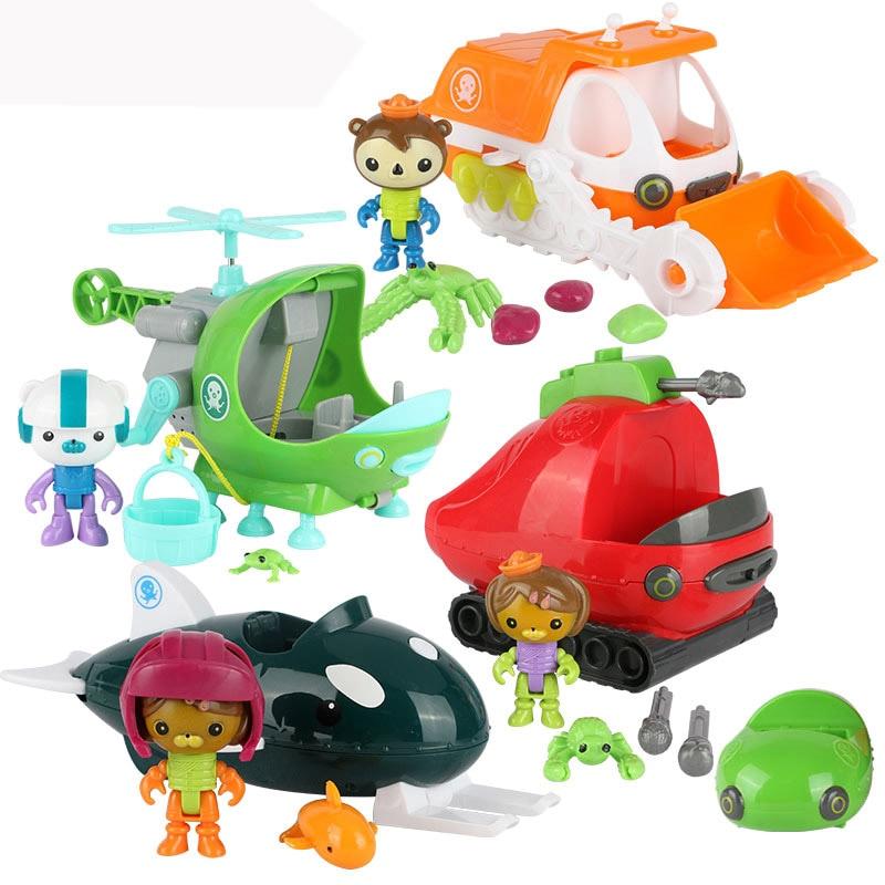 Best Octonauts Toys Kids : Octonauts toys vehicles helicopter boat ship