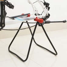Складное Велосипедное колесико для стойки ступицы подставки ремонт стояночный держатель