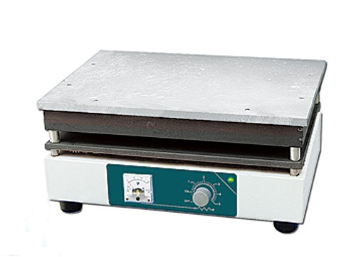 ML-3-4 Adjustable electric hot plate Iron casting Laboratory Thermoregulation electrical heating Free shipping free shipping dental occlusal maxillary casting jaw fox plane plate complete denture