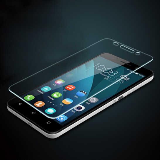 プレミアム 9H 強化ガラス Huawei 社名誉 5A 5C 5X Lite スクリーンプロテクター HD 保護フィルム