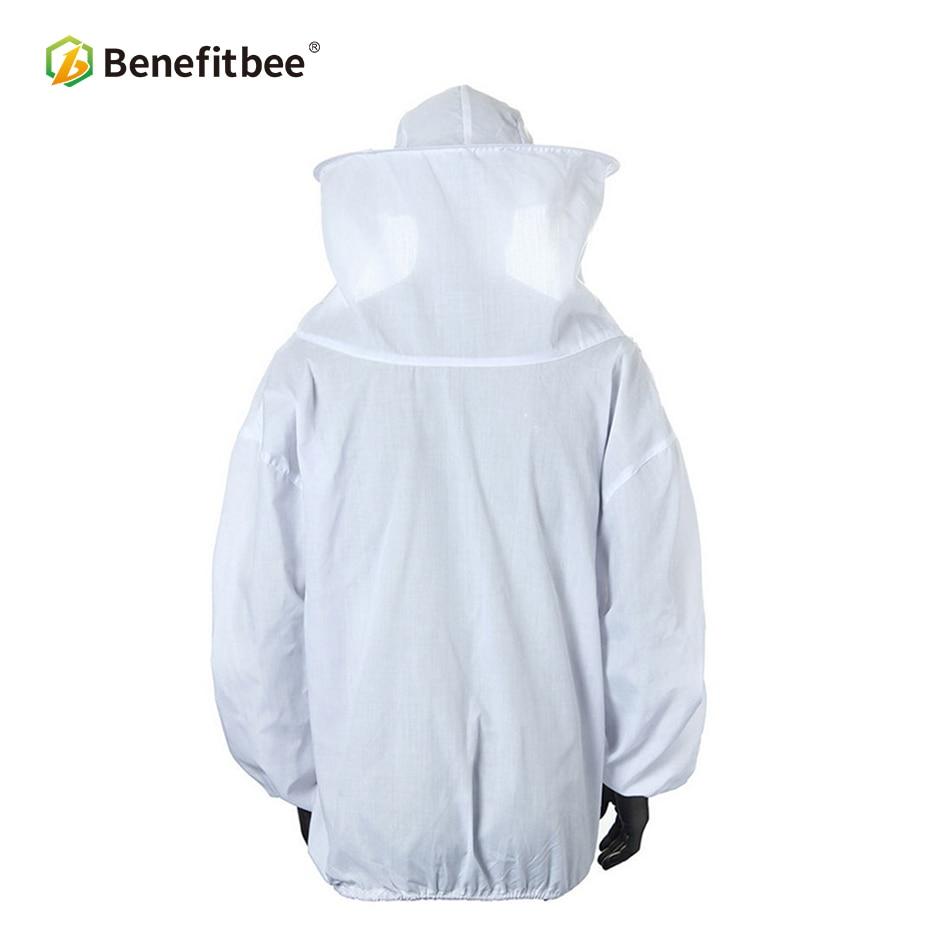 Benefitbee Brand Beekeeping Suit Bee Jacket Bee Suit Beekeeper Uniform for Beekeeping Clothes Apiculture Equipement Suits in Protective Clothing from Home Garden