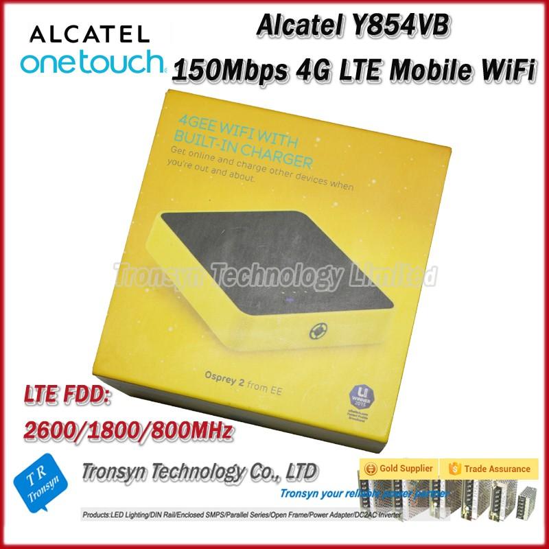 Alcatel Y854 4G LTE WiFi Hotspot-D