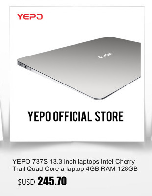 YEPO Notebook Computer 15.6 inch 8GB RAM DDR4 256GB/512GB SSD 1TB HDD intel J3455 Quad Core Laptops With FHD Display Ultrabook 39