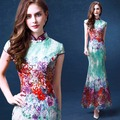 chinese oriental dresses beautiful lace ancient chinese dresses plus size xxxl long traditional chinese oriental dresses