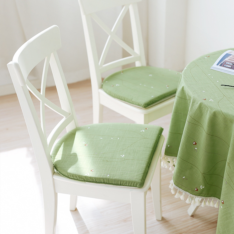 Aliexpress.com : Buy Bamboo Cloth Dinner Table Chair