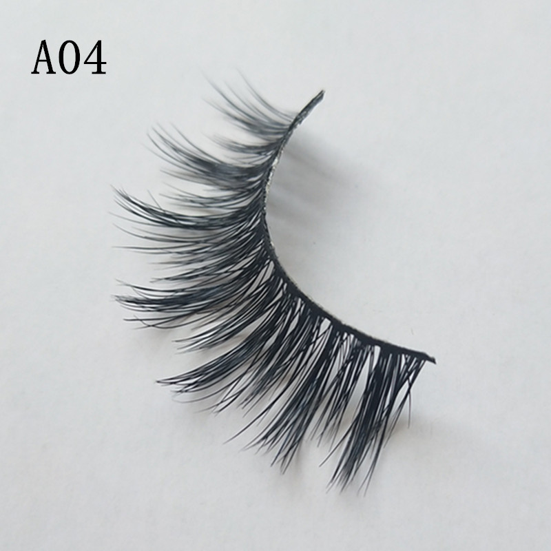 False Eyelashes 2019 New Styles Fake Eyelashes Ups Free Shipping 500pair Mink Eyelashes False Eyelashes Handmade Cruelty Free Eye Lashes Vendor Providing Amenities For The People; Making Life Easier For The Population