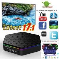 T95Z Plus T95z Amlogic S912 2G 16G Tv Box Octa Core Cortex A53 Android6 0 Kodi