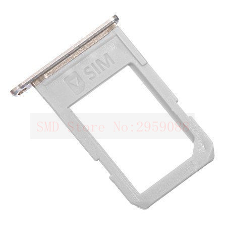 SIM Card Tray Holder Slot For Samsung Galaxy S6 Edge Plus G928 Edge+ Single Dual Replacement Part