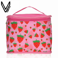 VEEVANV Thermal Lunch Bags Children School Lunch Box Food Picnic Bag Girls Portable Insulated Cooler Bags Boys Storage Container