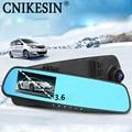 3.6 Inch Full HD 1080P Car Rearview Mirror DVR Car Camera Parking Night Vision Car DVR Camera Video Recorder For BMW E39