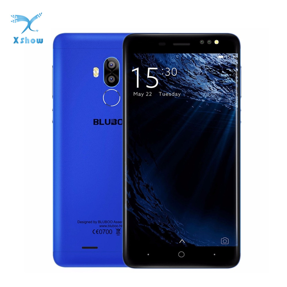 BLUBOO D1 Smartphone 5 0 8MP Dual Back Camera MTK6580 Quad Core 2GB RAM 16GB ROM