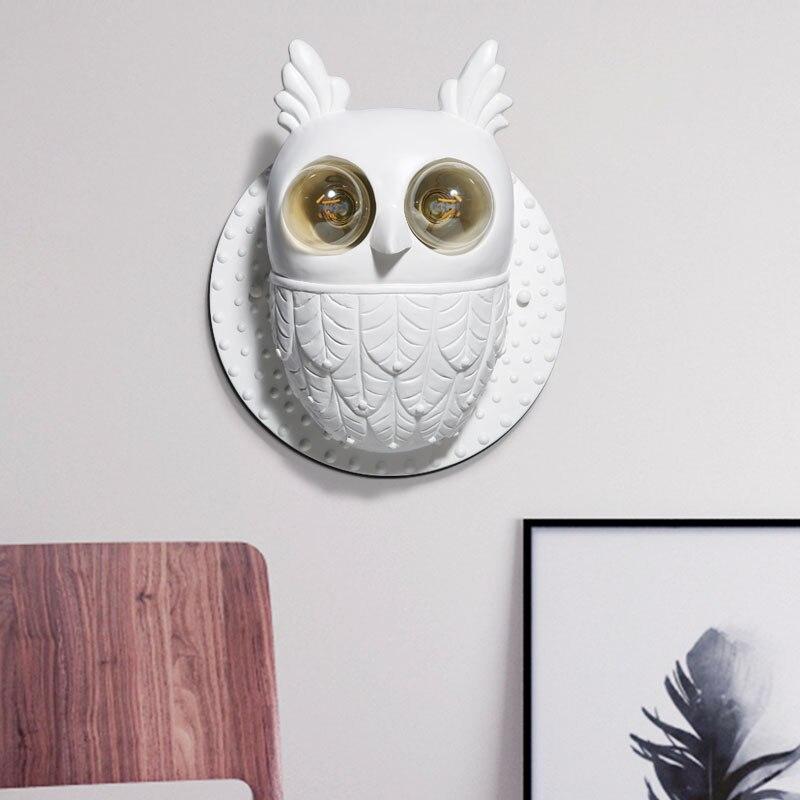 simples moderno luzes parede resina 04