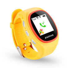 ZAPAX Kids GPS Watch Wristwatches with SOS LBS WIFI Bluetooth font b Smartwatch b font Phone