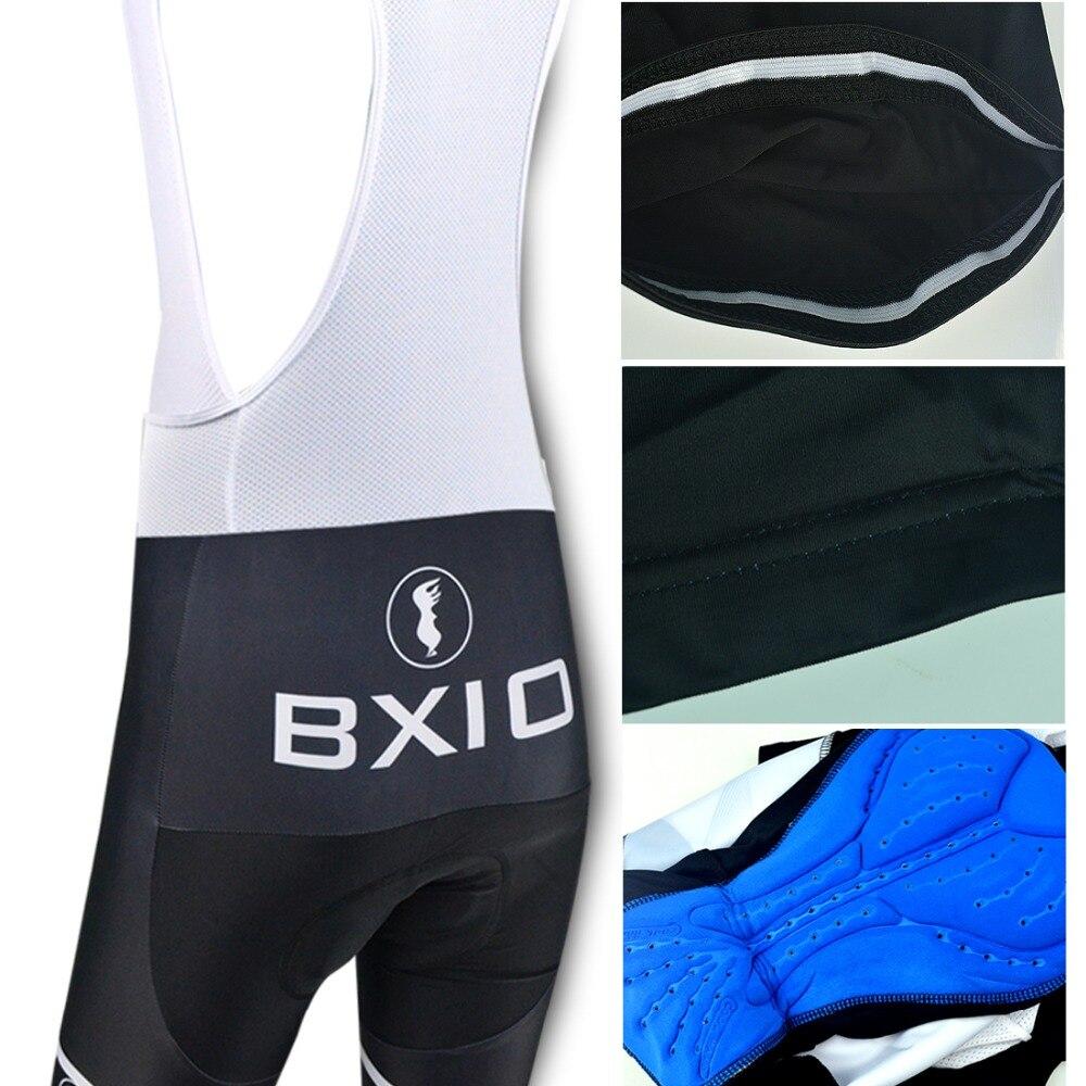 """""""BXIO MTB"""" dviračių kombinezonų su antkrūtiniais šortai - Dviratis - Nuotrauka 3"""