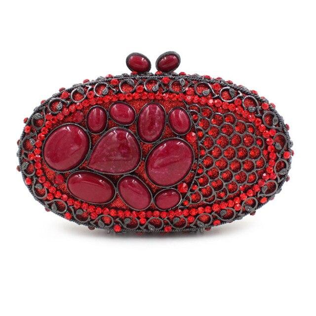 XI YUAN BRAND luxury Chain Women hand Bag 2017 Fashion sapphire Evening Bags Classic Day Clutch purse Wedding Party Shoulder Bag