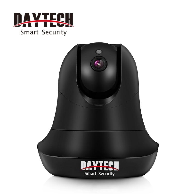 DAYTECH IP Camera WiFi 1080P Home Surveillance Camera Security Webcam Two Way Audio Night Vision Pan Tilt DT-C04BL-1080P wireless 720p pan tilt wifi network home security cctv ip camera ir night vision webcam two way audio