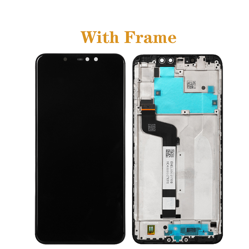 Image 2 - Original LCD For Xiaomi Redmi Note 6 Pro LCD Display Touch Screen Digitizer Assembly for Redmi Note 6Pro Repair Parts with Frame-in Mobile Phone LCD Screens from Cellphones & Telecommunications