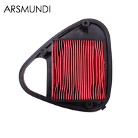 Motorcycle Motorbike Air Filter Cleaner Element For HONDA STEED600 VLX600 SHADOW 600 1995 1997