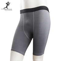 Men Compression Shorts Athletic Base Layer Sports Gym Shorts Elastic Fitness Running Tights Training And Boxing