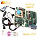 Mejor Calidad V7.83 Chip y Diagbox Lexia con Orignal Completo Completo función Lexia-3 Lexia3 Lexia 3 V48 V25 PP2000 1 año de Garantía
