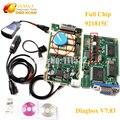 Melhor Qualidade Chip e Diagbox Lexia com Orignal Completa V7.83 Completo função Lexia 3 V48 V25 Lexia-3 Lexia3 PP2000 1 ano de Garantia