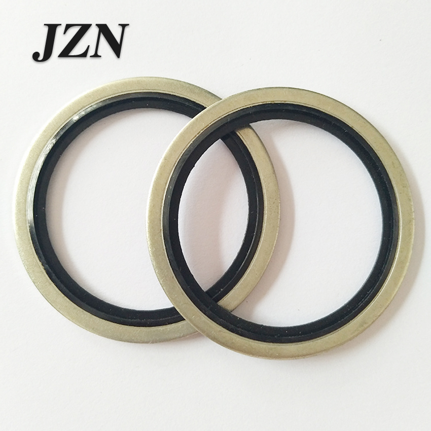 6-8-10-12-14-16mm-bonded-washer-metal-rubber-oil-drain-plug-gasket-fit-m6-m8-m10-m12-m14-m16-combined-washer-sealing-ring