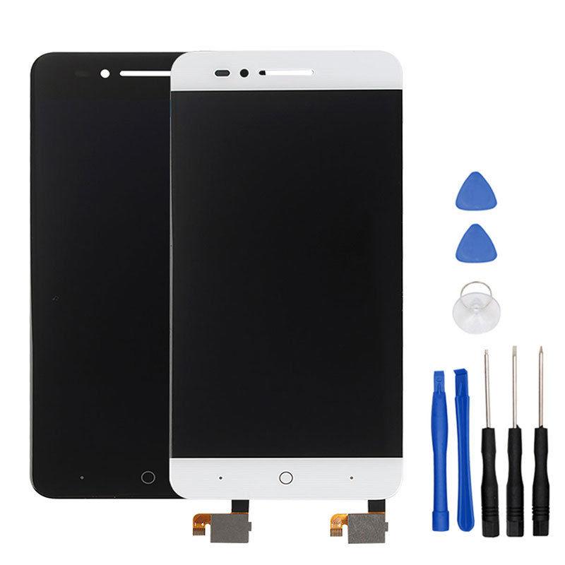 Prix pour Pour zte blade a610 écran lcd et écran tactile assemblée réparation partie 5.0 pouce mobile accessoires pour zte téléphone avec outils