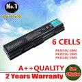 Bateria do portátil para TOSHIBA L300 satellite A350 A355 A205 A215 A200 U405 PA3534U PA3535U PA3682U
