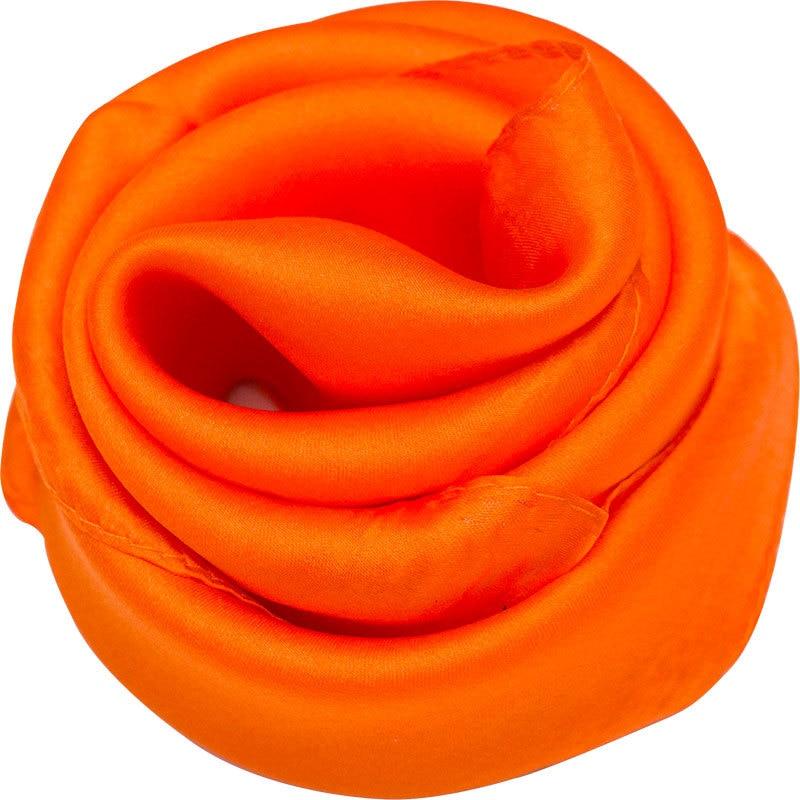 No 5 Orange Red