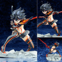 Nendoroid KILL La KILL Matoi Ryuuko Action Toy Figures Japanese Anime PVC Brinquedos Collection Model Toys Collectible Figurines