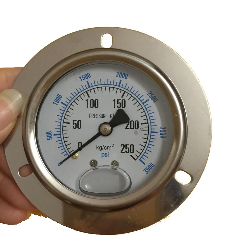 YE-60ZT Manometro digitale a bordo assiale, micro misuratore di - Strumenti di misura - Fotografia 4