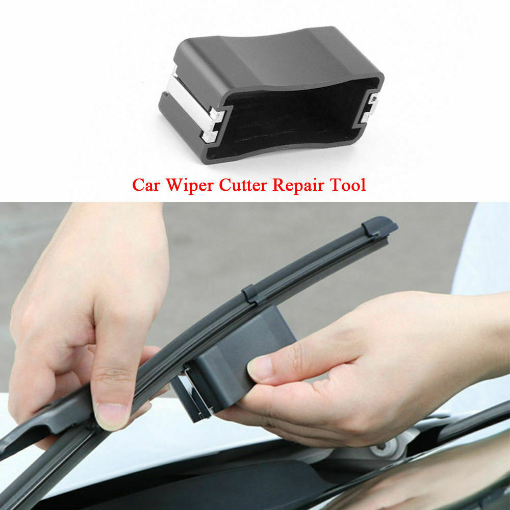Auto Car Wiper Cutter Repair Tool For Windshield Windscreen Wiper Blades Refurbish Grinding Repair Tool Performance