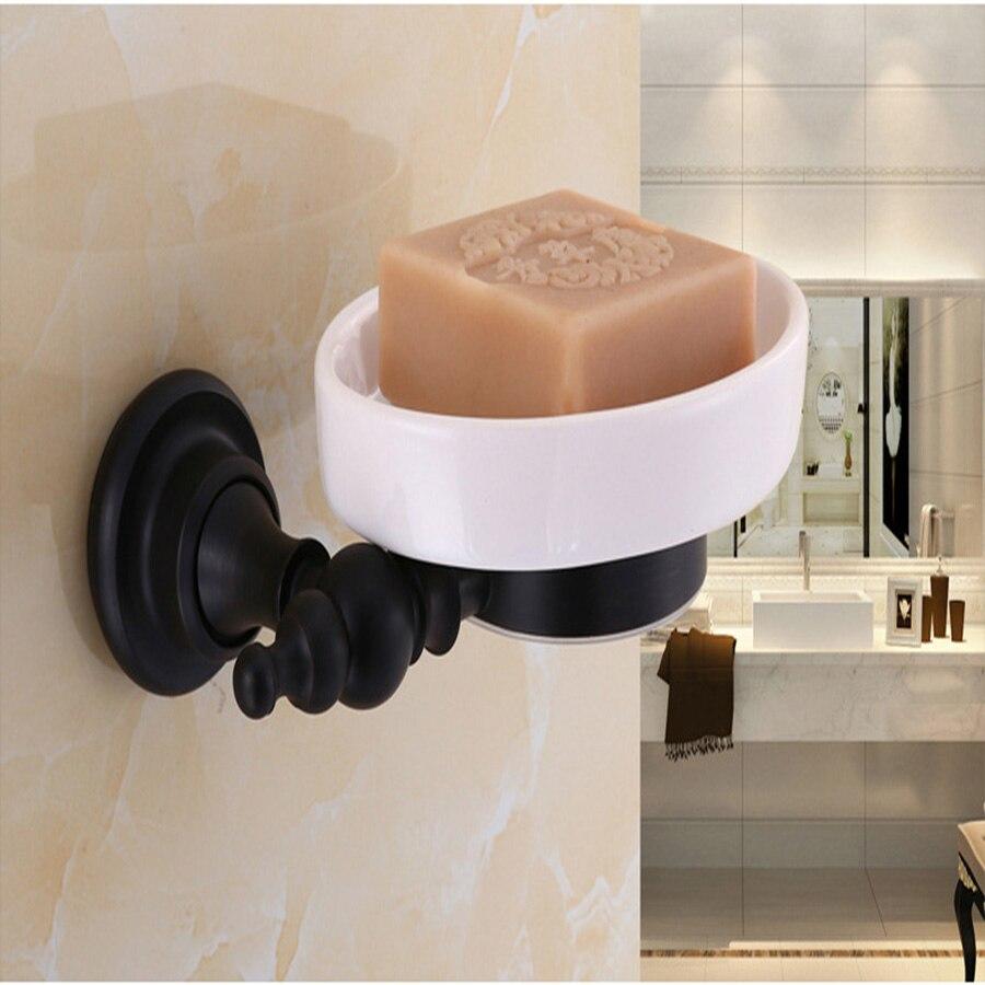 Accessoire Salle De Bain Cuivre ~ maxswan huile noir bronze salle de bains de cuivre accessoires
