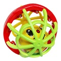 Frete grátis Infantil handebol bola macia Chocalhos brinquedo do bebê Educação infantil Exercício capacidade de aperto com Material de Segurança