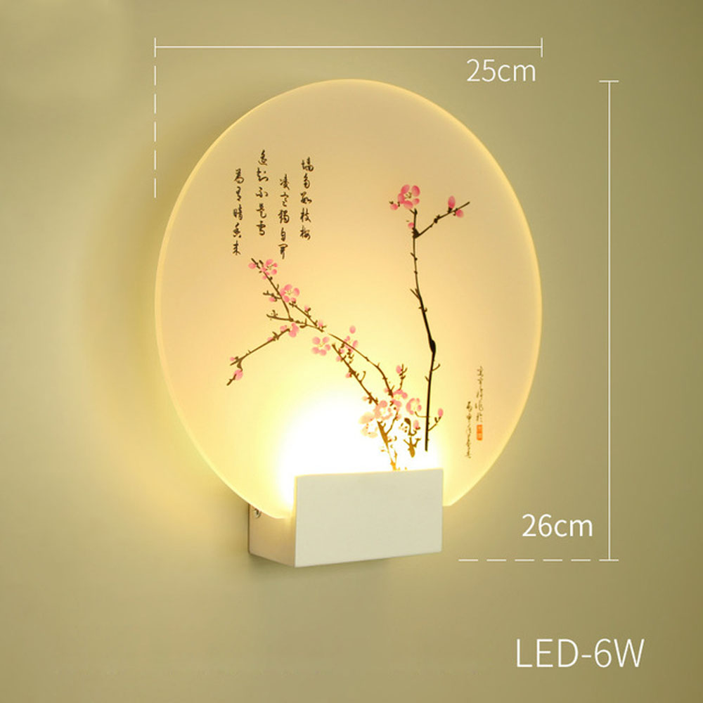 Lights & Lighting Dear Wall Lamp For Bedside Bedroom Stair Corridor Porch Nordic Home Led Lighting Dependable Performance