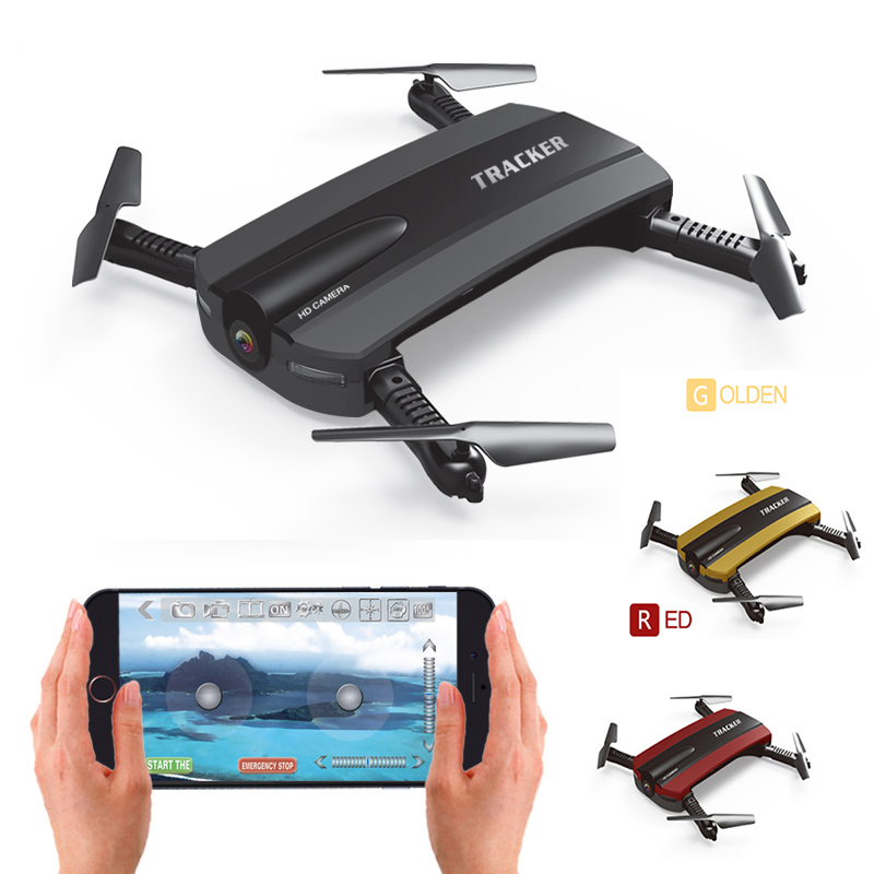 New Hot JXD 523 Selfie Drone Foldable Mini Rc Drone with Wifi FPV Camera Altitude Hold Headless Mode RC Helicopter VS JJRC H37 foldable selfie drone dron tracker phone control mini drones with wifi fpv hd camera pocket helicopter jxd 523 523w vs jjrc h37
