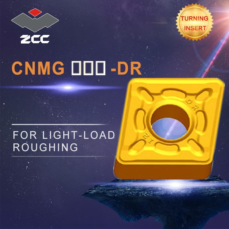купить cnc inserts 10pcs/lot CNMG1906 DR lathe cutting tools coated cemented carbide turning inserts steel finishing по цене 4894.74 рублей