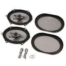 5x7 Inch Car Audio Coax Speakers 2 Way 3