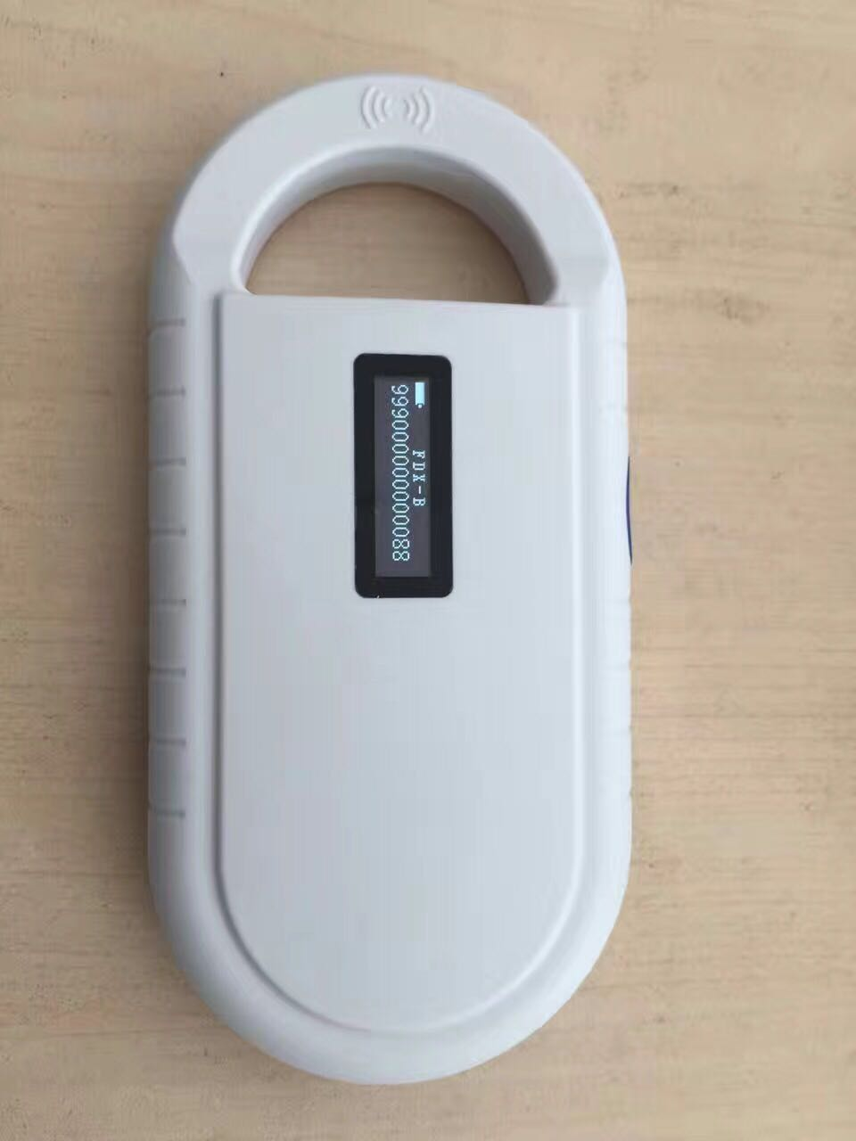 ISO11785/84 FDX-B Pet Microchip Scanner, Animal RFID Tag Reader dog reader Low Frequency Handheld RFID Reader цена и фото