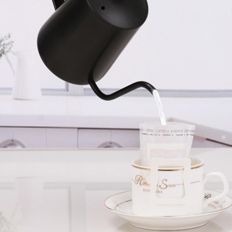 Homadise 304 Edelstahl Espresso Kaffeekanne Craft Pot Gießen Sie - Küche, Essen und Bar - Foto 2